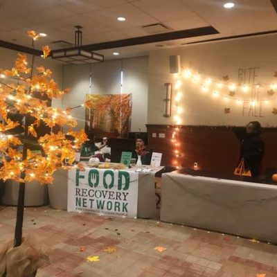 Red Hawks Take a 'Bite of Fall' with Holiday Pop-Up Market