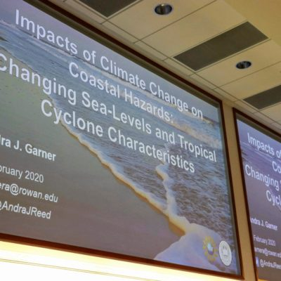 Meteorology Professor Says Climate Change Could Deeply Affect the Tristate Area